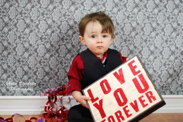 Valentine Post wm