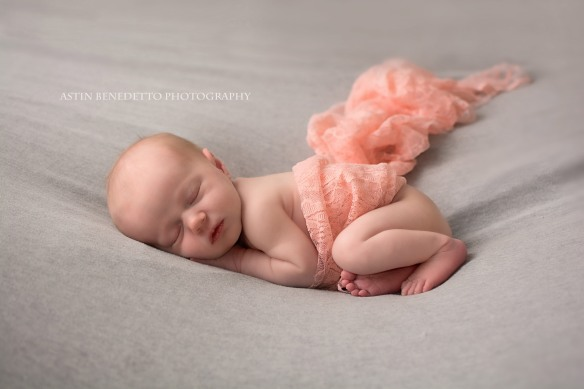 Pretty in Pink- Phillipsburg, NJ Newborn Photographer
