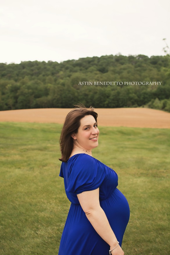 Third Time's the Charm-  Randolph, NJ Maternity Photographer