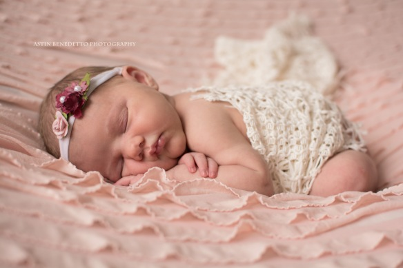 Allison's Birth Story- Phillipsburg, NJ Newborn Photographer