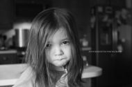 Astin Benedetto Photography-Warren County Child Photographer-pouting girl